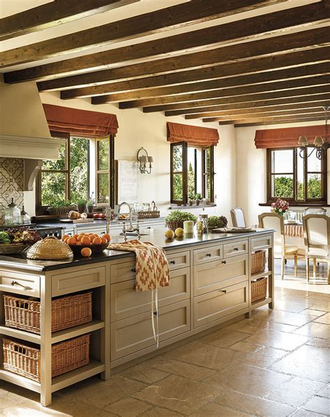 gorgeous kitchen designs beautiful french kitchen design island and windows