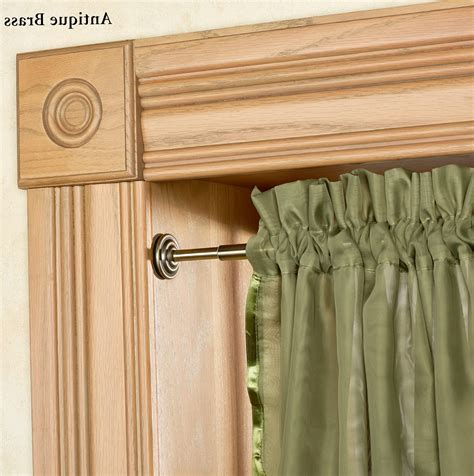 spring rod curtains spring tension curtain rod instructions home design ideas