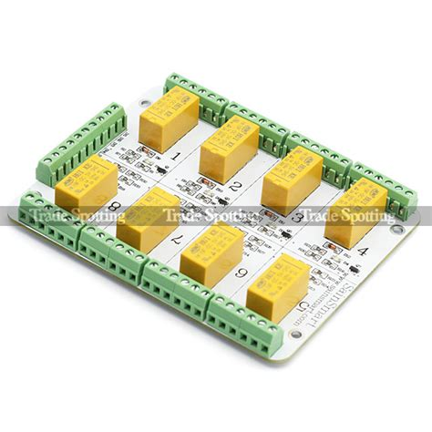 Sainsmart 8 Channel Relay Module sainsmart 8 channel 5v solid state relay module opto ssr for arduino ebay