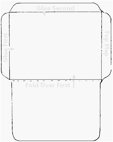 pattern for seed envelope free printable seed packet patterns car interior design