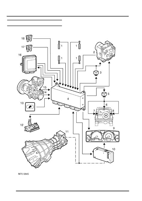 Land Rover Workshop Manuals > Discovery II > BRAKES