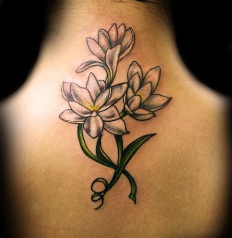 girly flower tattoo designs feminine ideas di candia fashion