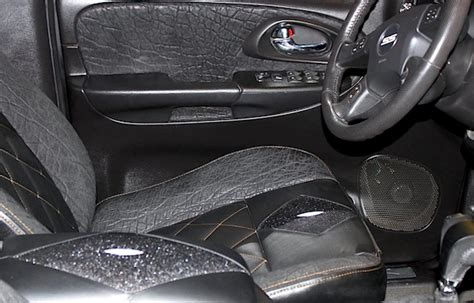 automobile leather upholstery upholstering cars in elephant leather