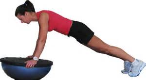 7 Great Bosu Exercises by Bosu Pushups 7 Great Exercises To Tone Your Arms