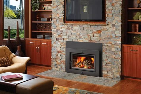 fireplace inserts cincinnati better heating efficiency with a fireplace insert
