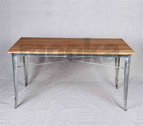 Tolix Dining Table Tolix Dining Table Mooka Modern Furniture