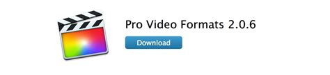 final cut pro video formats pro video formats macos extension updated for new final