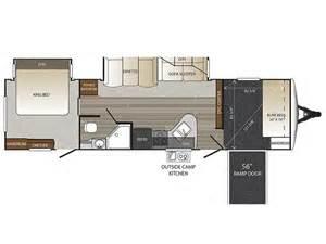 outback travel trailer floor plans 2016 keystone outback 324cg cer ebay