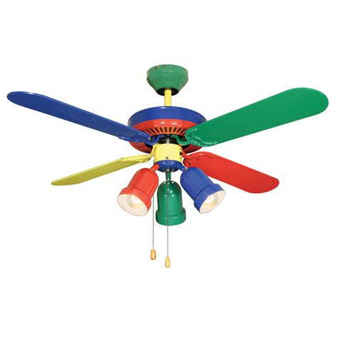 rainbow products electric fan shop harbor breeze 42 quot rainbow ceiling fan at lowes com