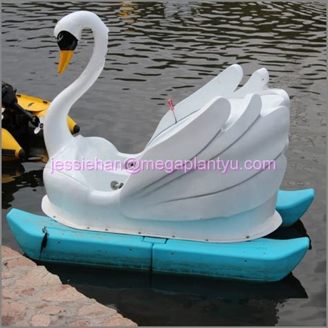 duck paddle boats for sale water sports fiberglass dcuk shape paddle boat with best