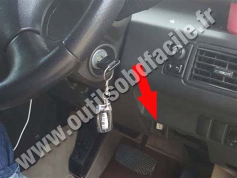 nissan sentra obd port location get free image about wiring diagram