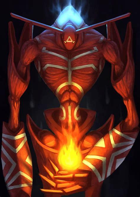shaman king spirit of by artdeepmind on deviantart