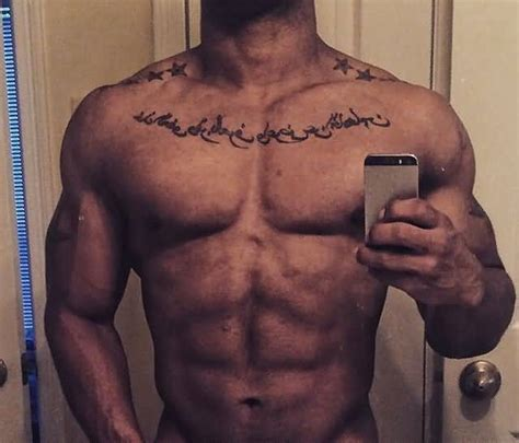 arabic tattoo on chest amazing chest tattoo of arabic fonts for men photos and
