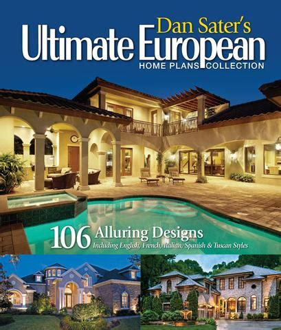 european home design magazines home plan books and magazines sater design collection