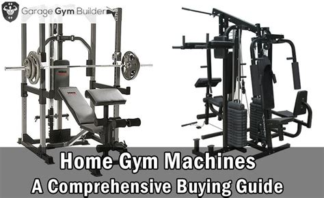 workout routines for home machine most popular