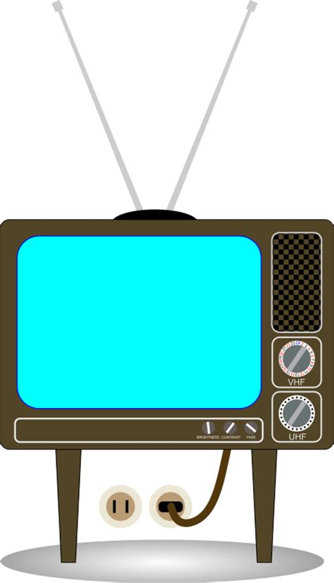 tv clipart free to use domain television clip