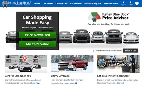 how to get used car trade in value with kelley blue book kbb