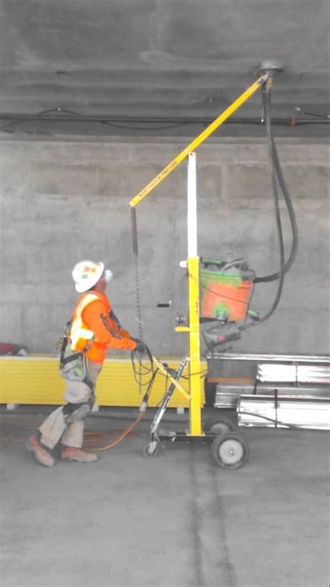 Concrete Ceiling Grinder by Ceiling Grinder