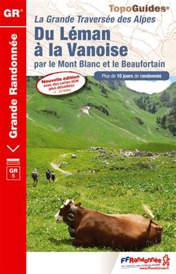 Wandelgids L Ain Du Revermont Gr5
