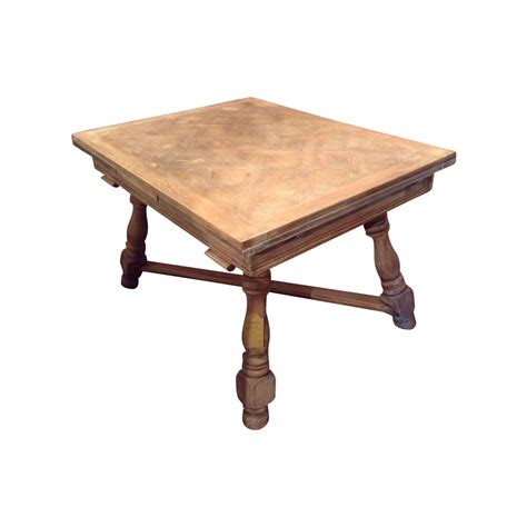 provincial table provincial dining parquet table limed c
