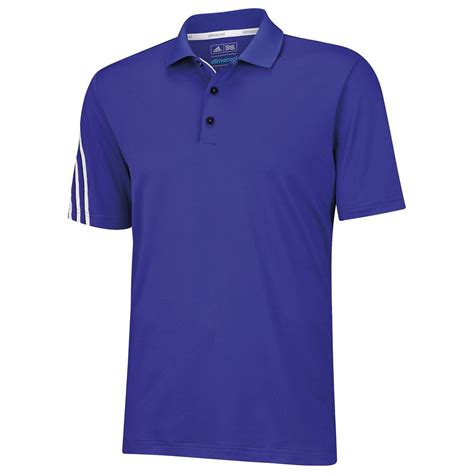 Tshirt Adidas Golf New adidas golf mens climacool 3 stripes polo shirt