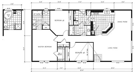 mobile homes plans simple small house floor plans manufactured home floor