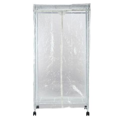 Closet Racks Home Depot by Whitmor Supreme Garment Closet Collection 36 75 In X 70