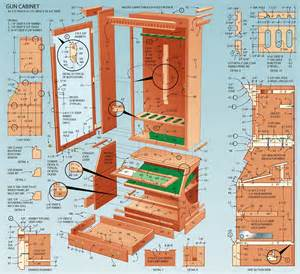 Curio Gun Cabinet Plans Woodwork Display Woodworking Plans Pdf Plans