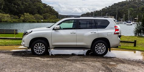 2016 Toyota Landcruiser Prado Vx Long Term Report One
