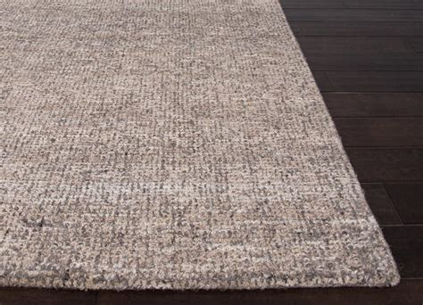 Britta Collection 100 Wool Area Rug In Gray Brown By Area Rugs 100