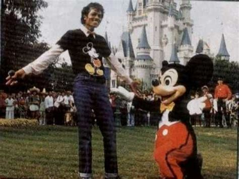 michael jackson loves disney youtube
