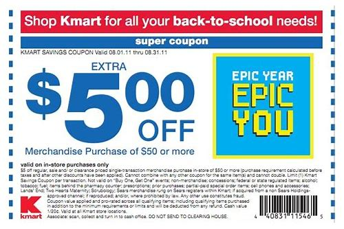 kmart coupons printable nov 2018