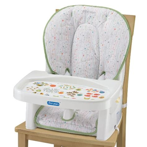 Years Reclining Booster Seat by The Years Newborn To Toddler Reclining Feeding Seat