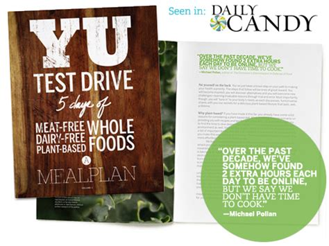 Yu Be Detox by The Yu Test Drive Detox With A Plant Based Vegan Diet For