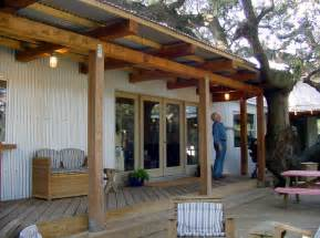 Plastic Awning Panels Single Wide Trailer Remodel Porch I Love All The