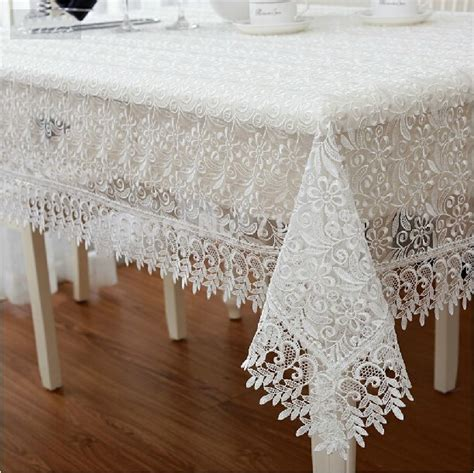 Home Decor Wholesale China by White High Quality Elegant Polyester Satin Full Lace