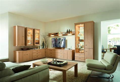 wohnzimmer holzmöbel wohnzimmer holz m 246 bel und k 252 chen petsch