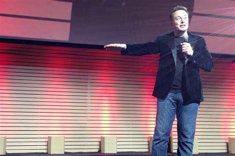 Tesla Motors Elon Musk Tesla Electric Trucks Semis And Buses In The Works