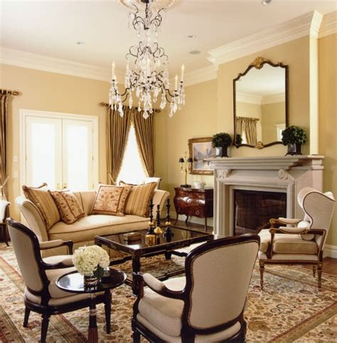 Decorating Styles For Home Interiors Traditional Home In Neutrals Interiors By Color