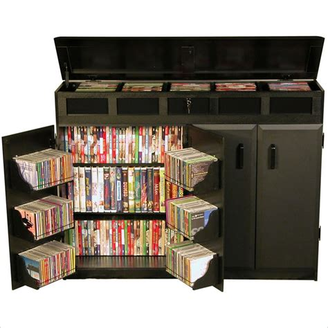 dvd storage ideas cabinet astounding dvd storage cabinet for home cd racks