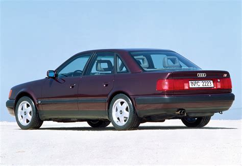 Audi S4 100 by 1992 Audi 100 S4 4 2 Sedan 100 C4 Specifications