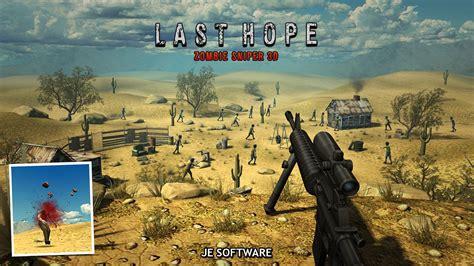 game last hope mod last hope zombie sniper 3d apk v5 13 mod unlimited gold