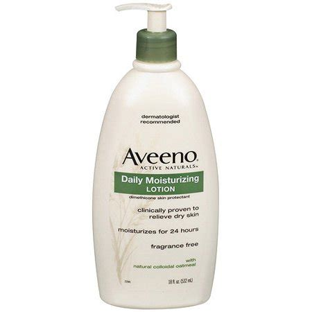 non scented lotion for tattoos aveeno daily moisturizing lotion 18 oz walmart