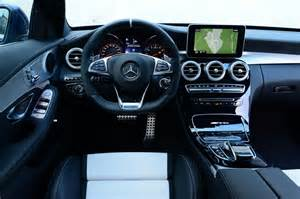 Mercedes C63 Interior Mercedes Amg C63 Review 2015 Pictures Auto Express