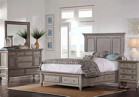 belmar gray  pc king panel bedroom   home king size bedroom furniture queen bedroom