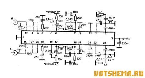 An7106k питание вот схема электронные схемы