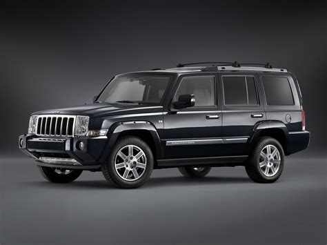 how to learn everything about cars 2008 jeep compass interior lighting jeep commander 2008 2009 2010 autoevolution