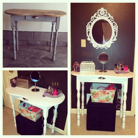 diy makeup vanity stylin 9 best images about furniture on diy makeup