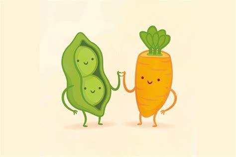 dibujo alimentos dibujos de alimentos que juntos se complementan