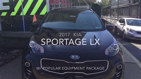 Kia Baltimore Pike New 2017 Kia Sportage Lx